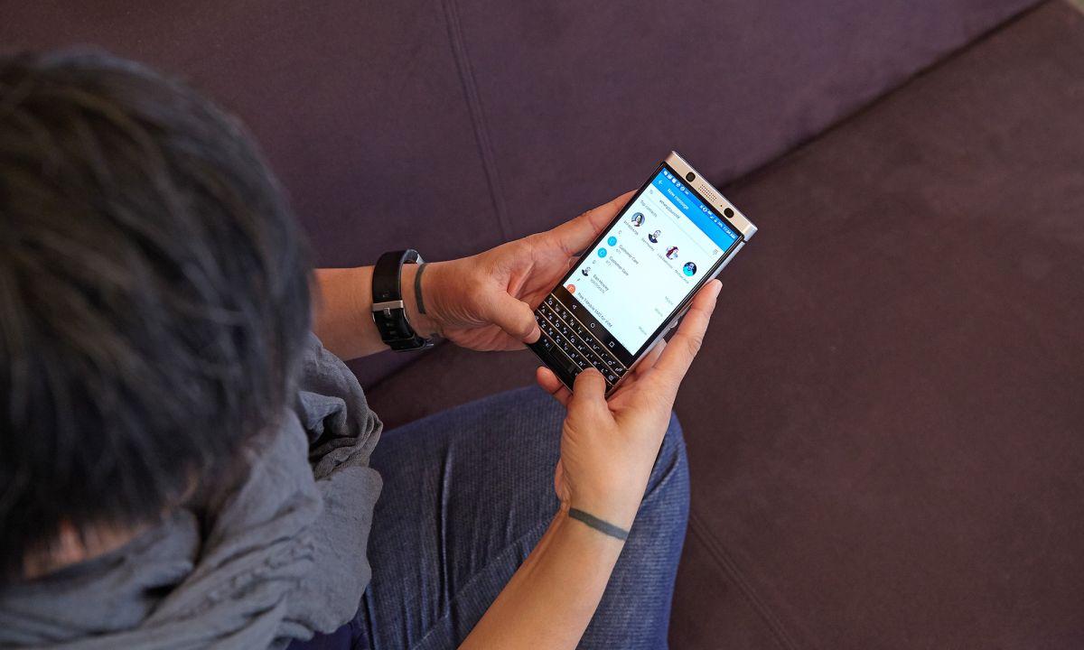 BlackBerry KeyOne Review: In Praise of the Keyboard