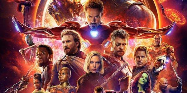 Avengers Infinity War Marvel Disney