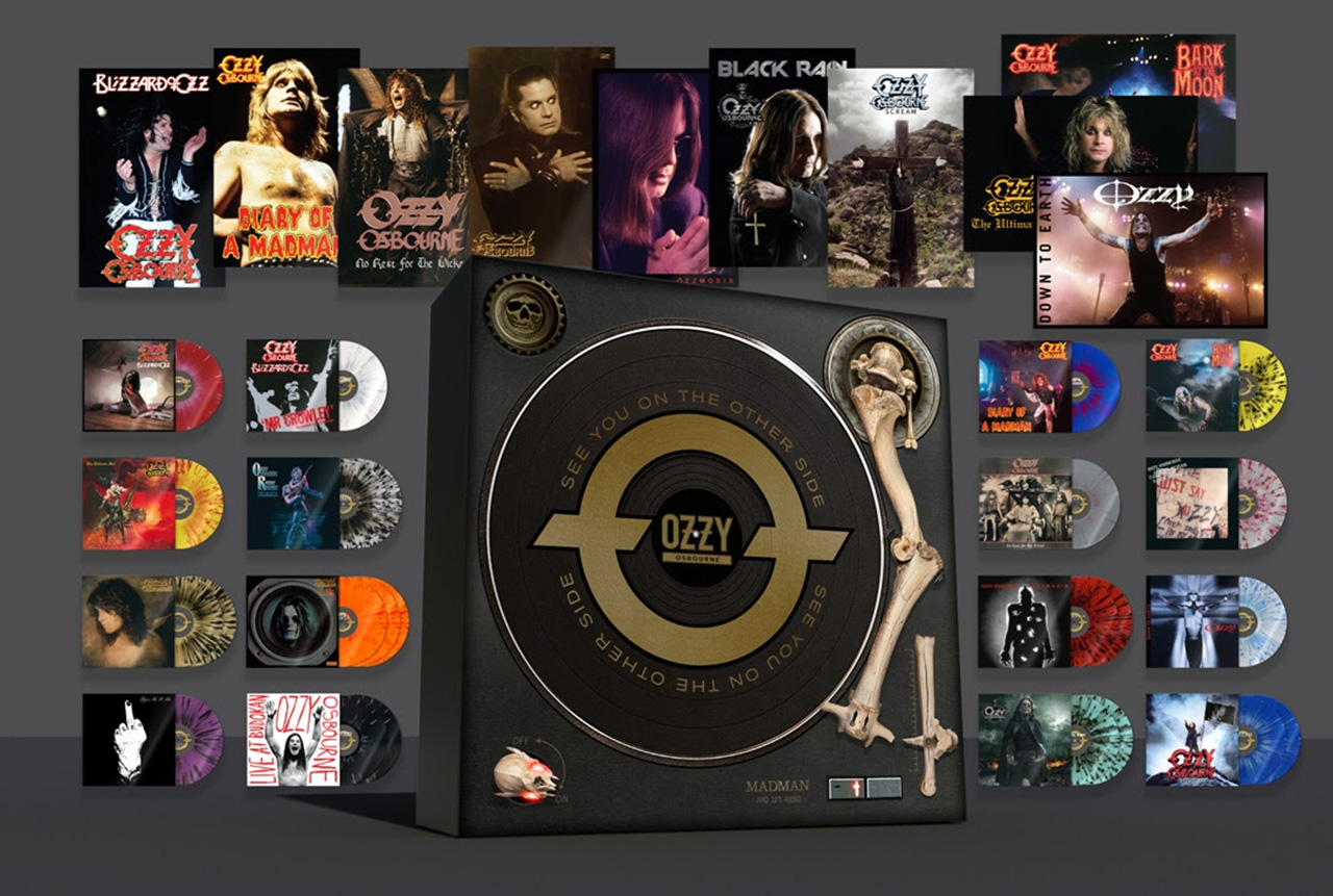 Ozzy Osbourne reveals solo career-spanning vinyl box set | Louder