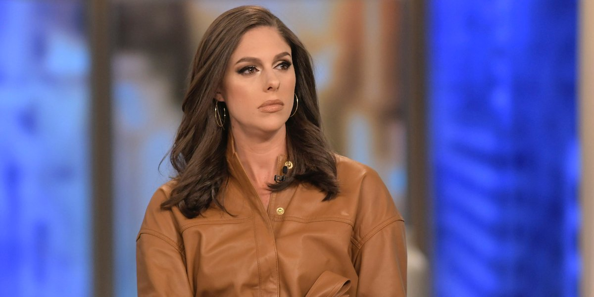 the view abc abby huntsman