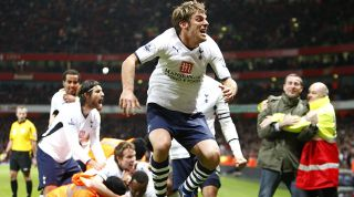 David Bentley Arsenal goal