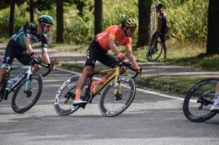 Greg van Avermaet New Giant TCR