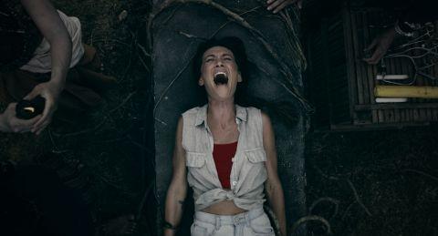 Maggi Q in 'Death Of Me.'