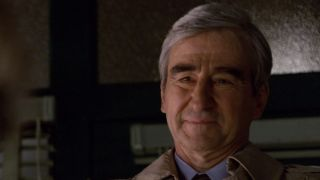 jack mccoy smirking in law & order season 20