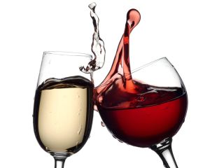 red wine, white wine, benefits of wine, alcohol and health