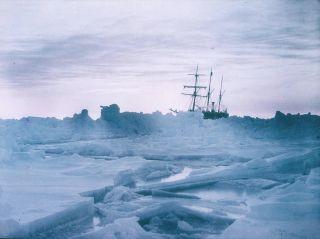 Antarctic shipwreck Endurance