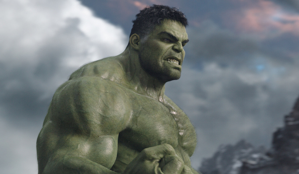 Hulk Mark Ruffalo Thor Ragnarok