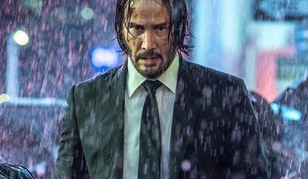 Keanu Reeves as John Wick in John Wick Chapter 3