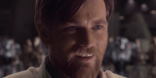 Ewan McGregor as Obi-Wan Kenobi in Revenge of the Sith