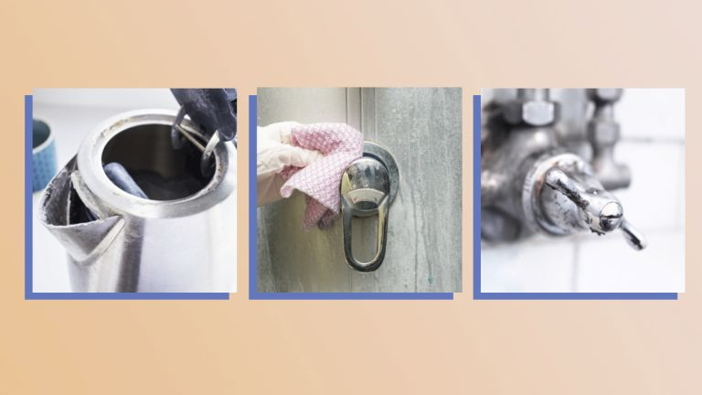 round up of limescale images showing how to get rid of limescale