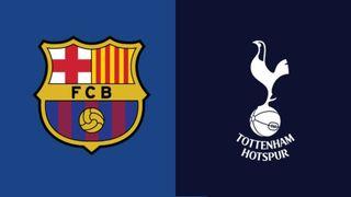 spurs vs barcelona live stream
