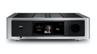 NAD announces flagship Masters M33 streaming amp