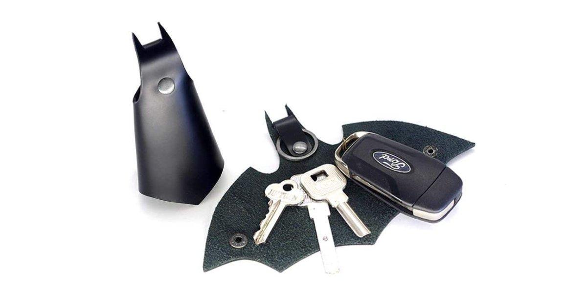 """Batman"" Key Ring Organizer"