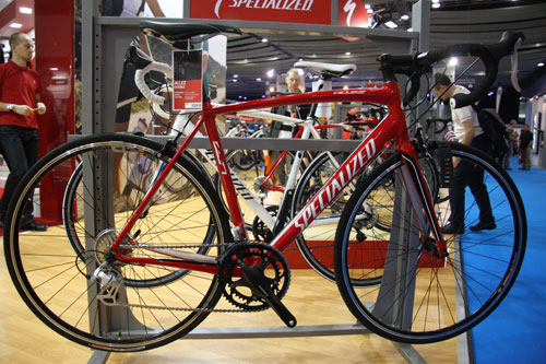 Specialized Allez Double, Cycle Show 2010, Friday