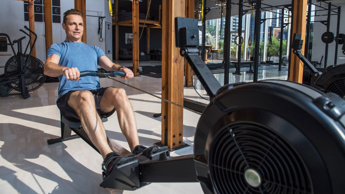 Is the rowing machine a good workout?