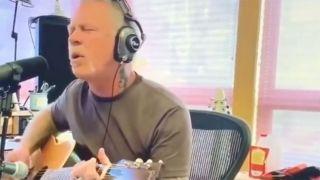 James Hetfield screenshot