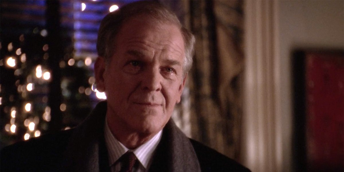 John Spencer on The West Wing