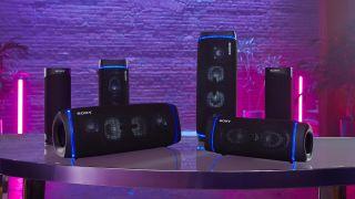 Sony bluetooth speakers 2020
