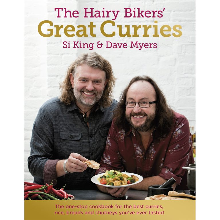 The Hairy Bikers' Great Curries Recipes