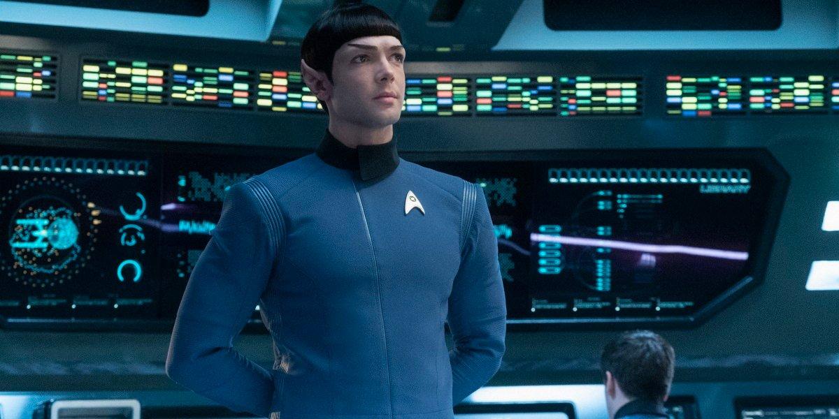 Ethan Peck Star Trek: Short Treks Spock