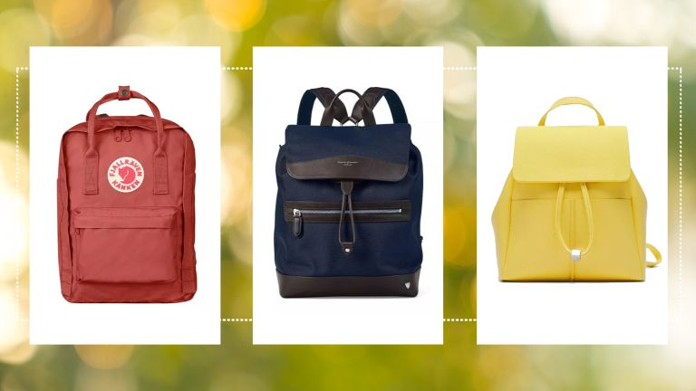 collage of the best backpacks