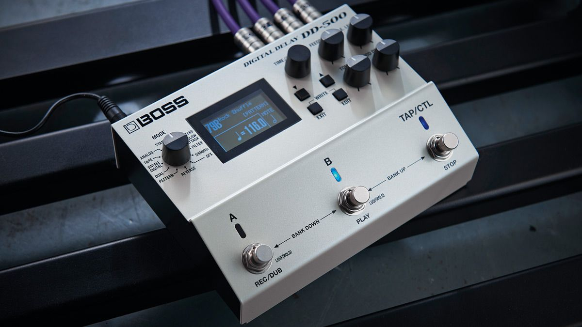 the 10 best delay pedals our pick of the best effects for guitar musicradar. Black Bedroom Furniture Sets. Home Design Ideas