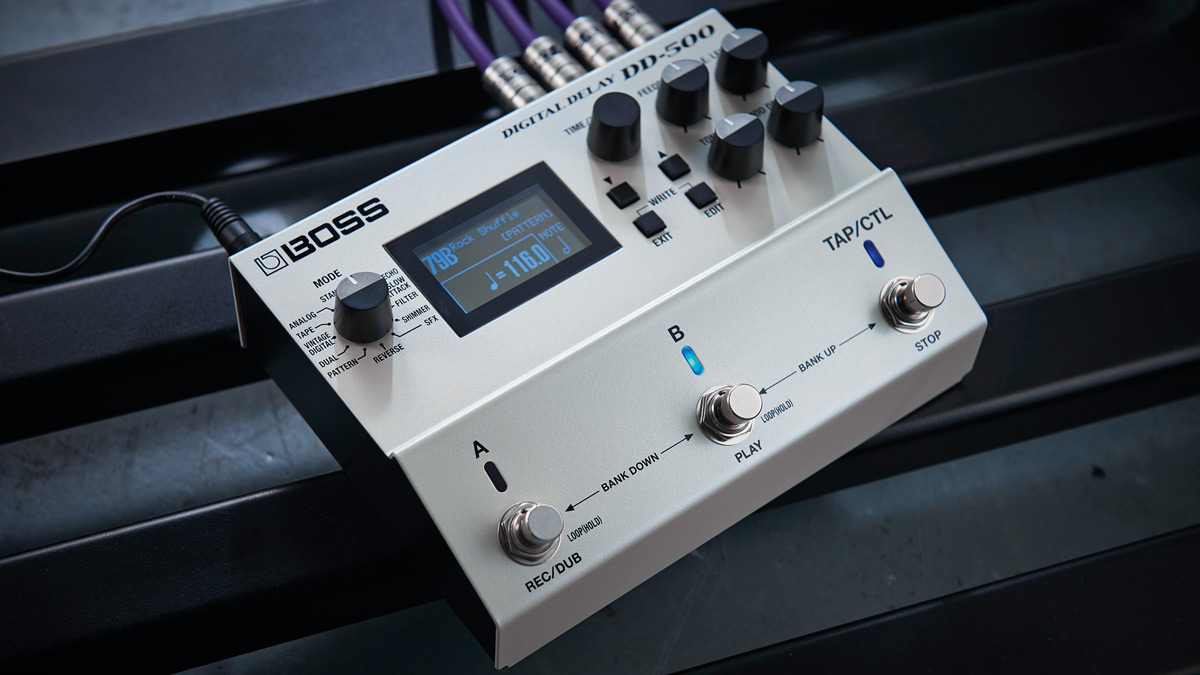 The 10 best delay pedals: our pick of the best effects for ...