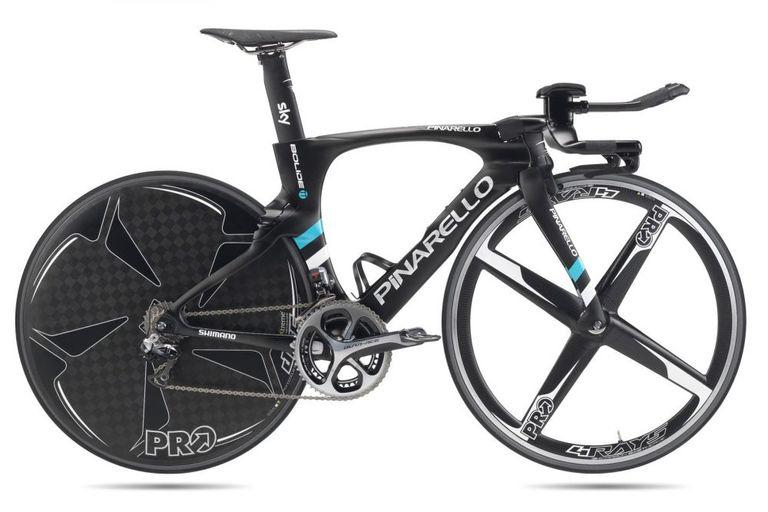 Pinarello Bolide time trial bike