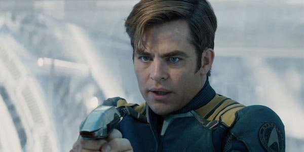 Chris Pine - Star Trek Beyond
