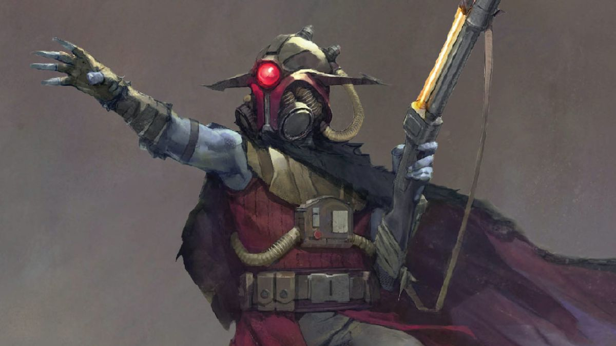 Star Wars: The High Republic unveils its cast of villains