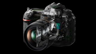 Nikon D500 cutaway