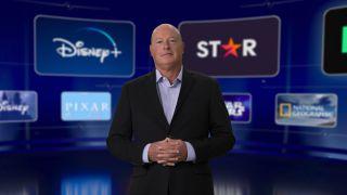 Bob Chapek at Disney's 2020 investor day