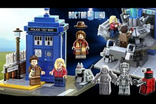Proposed Doctor Who LECO Set