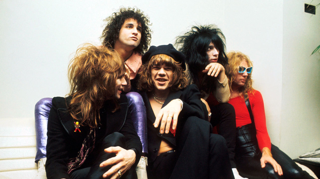 Cult Heroes New York Dolls The Band Who Found It Hard To Stay Alive Louder