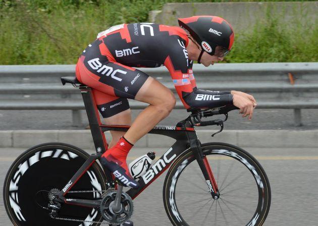 Taylor Phinney, Giro d'Italia 2012, stage 21