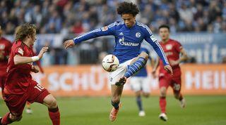 Schalke's Leroy Sane is joining Manchester City