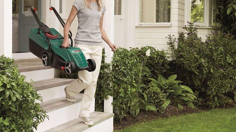 Bosch lawn mower deals