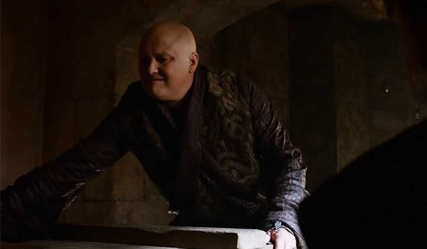 Varys from HBO's Game Of Thrones