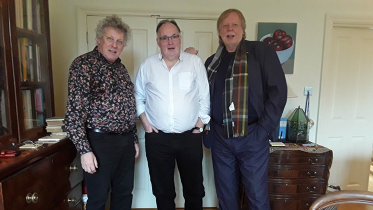 Rick Wakeman and Bruce Woolley sign up for Lawrence Of Arabia soundtrack