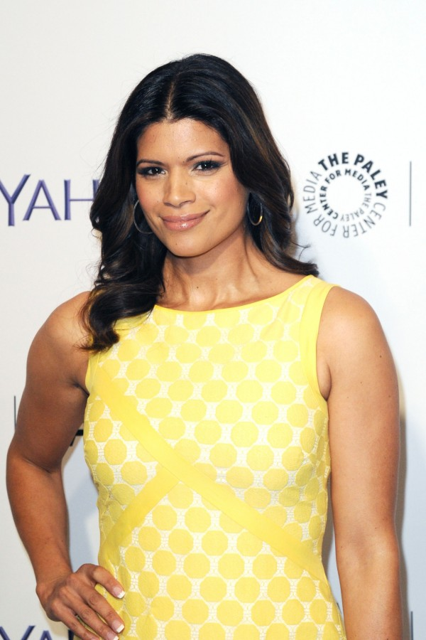 Andrea Navedo plays Jane's mum (David Crotty/AP)