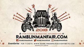 The Ramblin' Man Fair poster