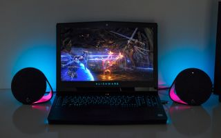 Logitech G560 Gaming Speakers review