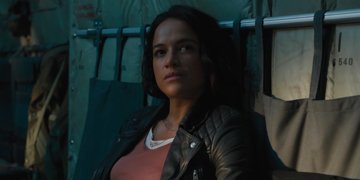 Michelle Rodriguez in F9