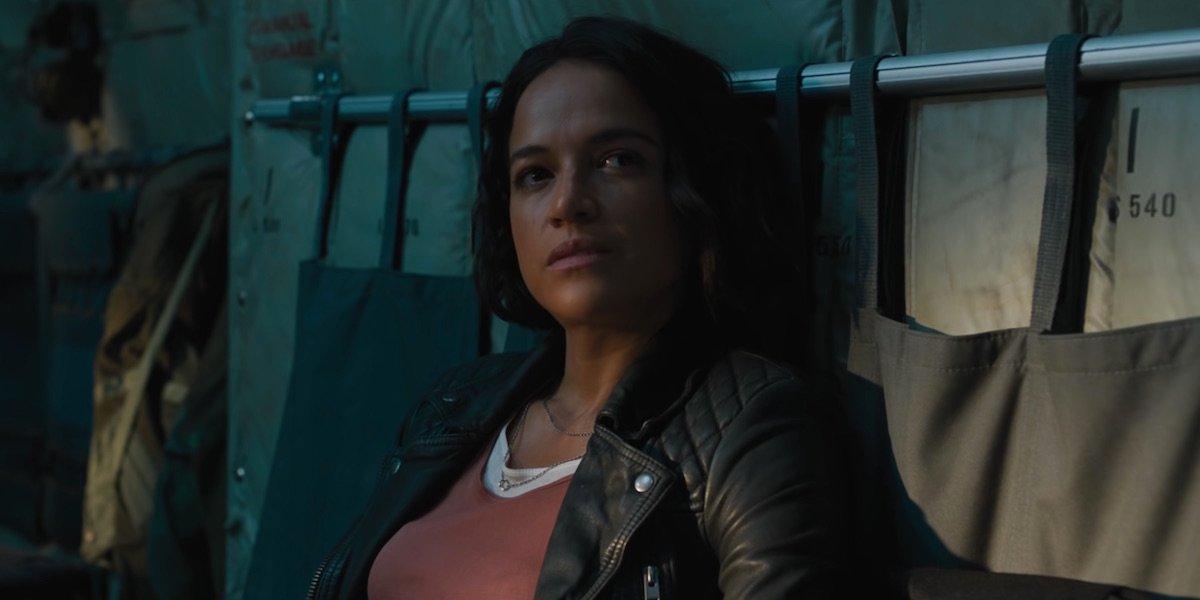 Michelle Rodriguez in F9