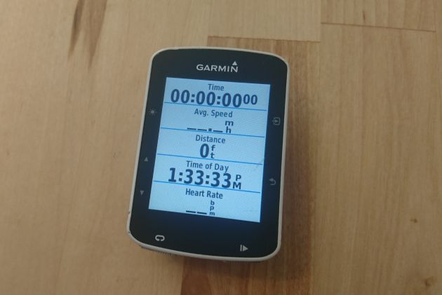 super popular 7c57a 001cd Garmin Edge 520 review - Cycling Weekly
