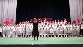 Choir singing Manowar
