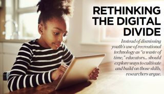How to Address Digital Equity
