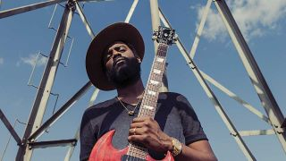 Gary Clark Jr. may have learned his chops with veterans of the blues scene in Austin, Texas... but please don't call him The Saviour Of The Blues