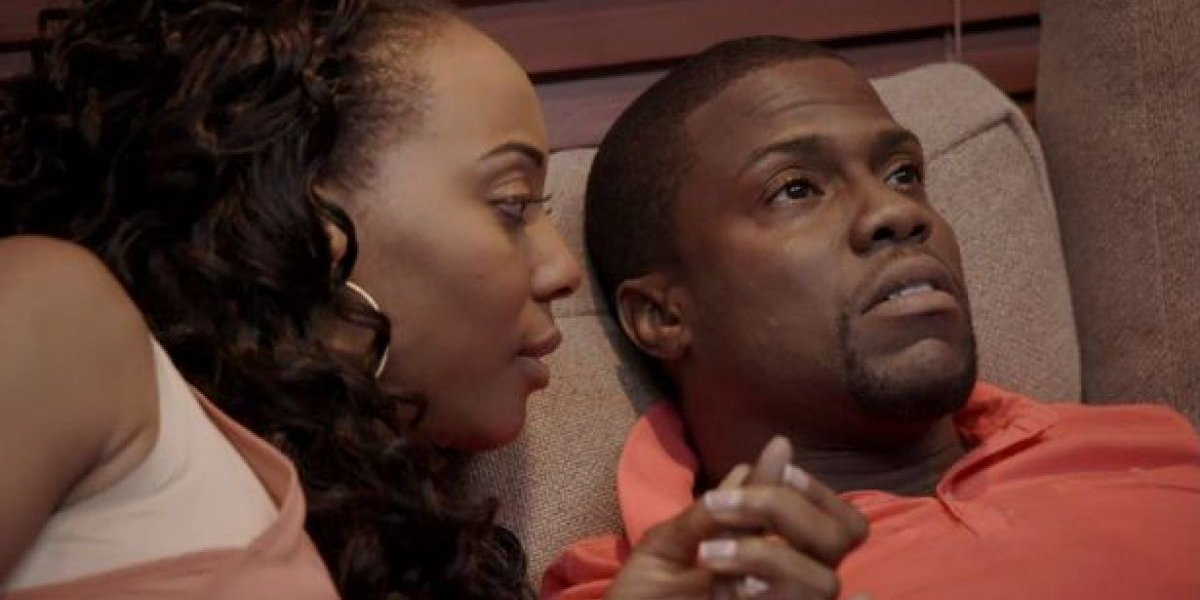 Erica Ash and Kevin Hart on The Real Husbands of Hollywood