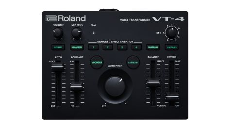 Roland VT 4 Voice Transformer review | MusicRadar